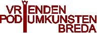 Vrienden Podiumkunsten Breda Logo